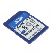 39 Elite Pro SD Card 8GB
