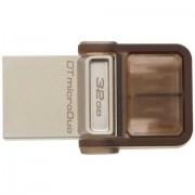 USB Memory 32GB Kingston DataTraveler microDuo USB 3.0/micro USB OTG (DTDUO3/32GB)
