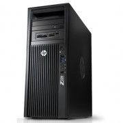 Workstation HP Z220 Tower, Intel Xeon E3-1290 v2 3.70Ghz - 4.10Ghz, 4GB DDR3, 500GB SATA, DVD-RW, NVIDIA Quadro FX 580/512MB