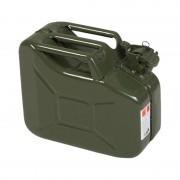 Canistra Pentru Produse Petroliere Din Metal. 10 Litri