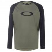 Oakley MTB Long Sleeve Tech Top - L - Green