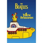 Merkloos Poster The Beatles Yellow Submarine 61 x 91,5 cm - Action products