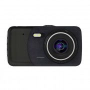 "Camera auto Novatek T900S Black, NTK 96658, Display 4"" IPS, 12MP FullHD WDR"