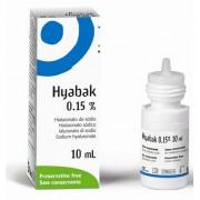 Laboratoires Thea Soluzione Oftalmica Multidose Hyabak 5 Ml