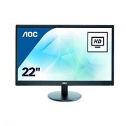 "AOC e2270Swn 21.5"" Full HD Nero"