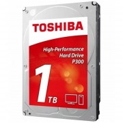 Disco Duro Interno 1TB Toshiba P300 7200RPM 3.5 SATA III HDWD110UZSVA