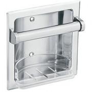 Moen 2565CH Donner Commercial Soap Holder Chrome