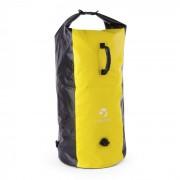 Yukatana Quintono 100, neagră / galbenă, geantă de drumetii, 100 litri, rezistent la apă (FIT25-Quintono 100)