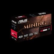 VC, ASUS MINING-RX470-4G-LED, 4GB GDDR5, 256bit, PCI-E 3.0