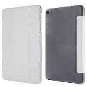 TriFold Fodral Samsung Galaxy Tab P200 Vit