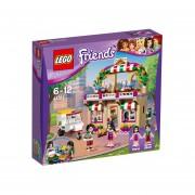 PIZZERÍA DE HEARTLAKE LEGO 41311