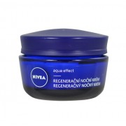 Nivea Regenerating Night Care Normal And Combination Skin 50Ml Per Donna (Cosmetic)