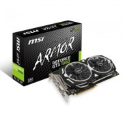 MSI GeForce GTX 1060 ARMOR OCV1 6GB 192BIT DVI/2HDMI/2DP + EKSPRESOWA WYSY?KA W 24H