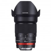 Samyang Objectiva 35mm F1.4 AS UMC para Canon