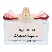 Salvatore Ferragamo Signorina eau de parfum 100 ml Tester donna