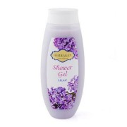 Gel de dus liliac, Herbagen, 250 ml