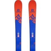 Salomon QST Max Jr XS 18/19 Skidor + C5 Bindningar (Orange)