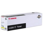 CANON C-EXV 17 Toner Cartridge, Yellow (CF0259B002AA)