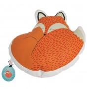 "Cuscino ""Rusty the Fox"" a forma di Volpe"