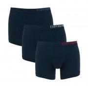 Emporio Armani 3-pack boxershorts brief - marine