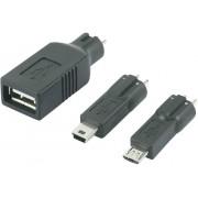 Set prize de iesire USB pentru adaptoare de retea Voltcraft®