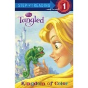 Tangled: Kingdom of Color by Melissa Lagonegro