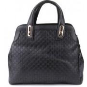 Kleio Fancy Spacious Black Hand bag Black Hand-held Bag