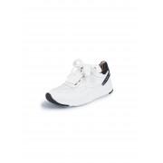 Paul Green Sneaker Wording im Fersenbereich Paul Green blau