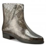 Гумени ботуши MELISSA - Ankle Boots Socks SP AD 32034 Smoke 06005