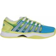 K Swiss tennisschoenen HyperCourt HB dames geel/blauw mt 37