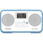 Digitális sztereó rádió DAB+ FM-RDS DPR-77
