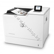 Принтер HP Color LaserJet Enterprise M652n, p/n J7Z98A - Цветен лазерен принтер HP
