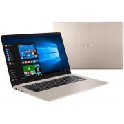 ASUS VivoBook S510UN-BQ080T-BE 1.6GHz i5-8250U 15.6'' 1920 x 1080Pixels Goud Notebook