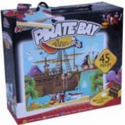 Puzzle de podea - Calatoria piratilor 45 piese