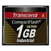 Transcend TS1GCF200I 1Gb Compact Flash SLC memoria Flash