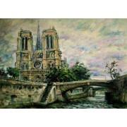 Gaira Malování podle čísel Notre-Dame M991804