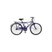 Bicicleta Aro 26 Freio Manual Super Barra - Master Bike - Azul