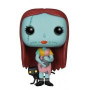 FunKo POP Disney: NBC - Sally with Nightshade Toy Figure