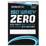 Supliment Alimentar Iso Whey Zero 25 grame Bio Tech USA