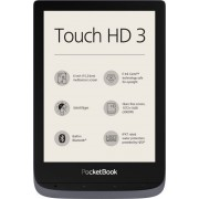 "E-Book Reader PocketBook Touch HD 3, Ecran Carta e-ink 6"", 16GB, Bluetooth, Wi-Fi (Negru)"