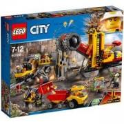 Конструктор ЛЕГО Сити - Място за експерти, LEGO City Mining, 60188