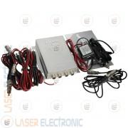 Mini DVR Professionale 2CH Canali Motion Detection REC SD Card