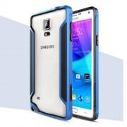 Армирана рамка (Bumper) за Samsung Galaxy Note 4 N910 - синя