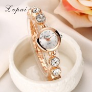 Lvpai 2016 Summer Style Gold Watch Brand Watch Women Wristwatch Ladies Watch Clock Female Wristwatches Stainless Gold Watches
