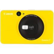 Canon 3884c006 Fotocamera Digitale Istantanea 5 Mpx Capacità 10 Fogli 5 X 7,5 Cm Stampa Zink Risoluzione Stampa 314 X 500 Dpi Colore Giallo Limone - Zoemini C