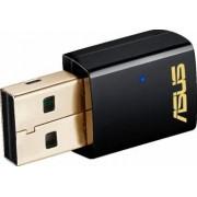 Adaptor Wireless Asus USB-AC51 AC600 Dual Band