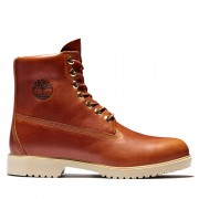 Timberland 6-inch Boot Newman Pour Homme En Marron Marron, Taille 40