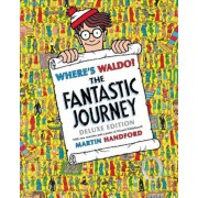 Where's Waldo?: The Fantastic Journey, Hardcover