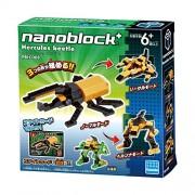 Japan Nano Blocks - Nano block plus Hercules Beetle PBH-008 *AF27*