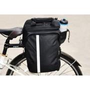Vodeodolná cyklo taška na zadný nosič